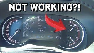 My Fuel Gauge Isn't Working!?