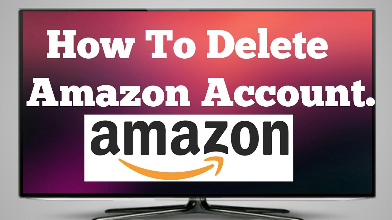 How to delete amazon account april 2017