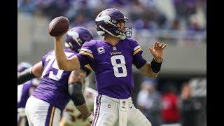 Minnesota Vikings at Green Bay Packers NFL Week 2 Betting Preview