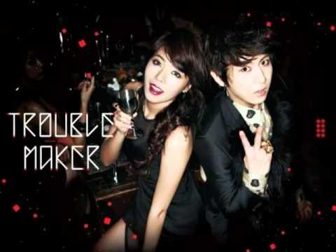 [Mp3 DL] Trouble Maker 'Trouble Maker'