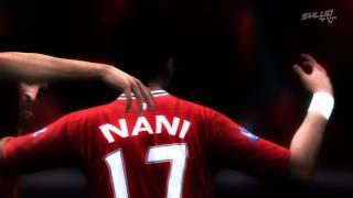 Nani Celebrating in FIFA 12