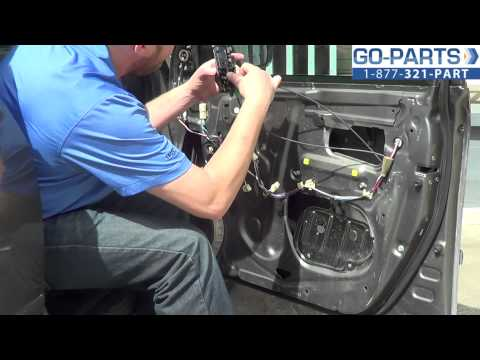 How to remove a door panel 2005 toyota corolla doovi for 2001 corolla window motor replacement
