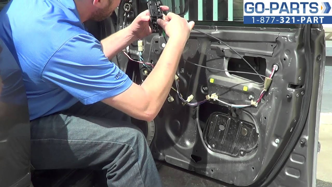 Replace 2003 2008 Toyota Corolla Interior Door Handle How To Change Install 2004 2005 2006 2007
