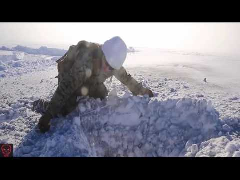 Military | Explosive Ordnance Disposal In Norway • Blowing Up Snow