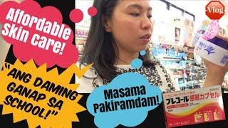 Go lang Jackie! | Affordable Skin care Japan |  gamit sa pag laba Japan| Housewife in Japan | JAPAN