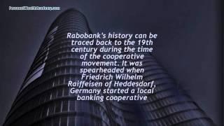Rabobank Nederland - History of Rabobank Nederland
