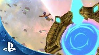 Invizimals: The Alliance and Invizimals: The Lost Kingdom Trailer   PS Vita - PS3