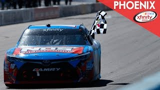 NASCAR XFINITY Series - Full Race - AXALTA Faster. Tougher. Brighter. 200