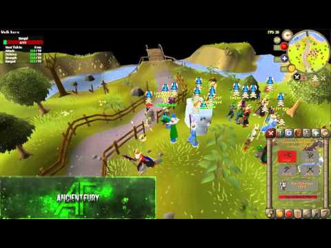 Ancient Fury Rob 85m from Cutthroat