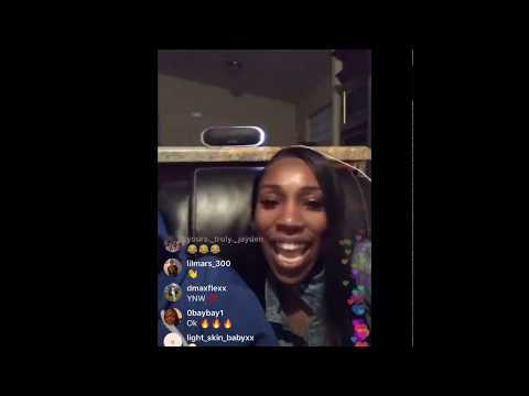 Ynw Mellys Mom Plays Unreleased Song On Her Insta Live
