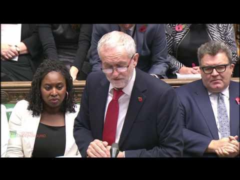 PMQS : Benefit Cuts, Sanctions and I, Daniel Blake