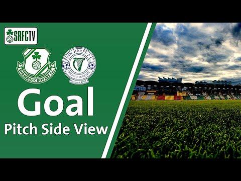 Pitch Side View | Goal v Finn Harps | 11 June 2021