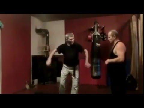 Мастера боевых искуств. Секретная техника от русских бойцов из дурдома.