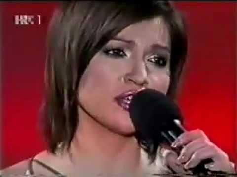 Nina Badric - Carobno jutro//Dora 2003.