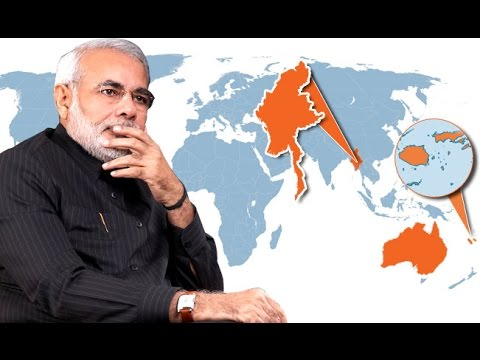 Narendra Modi to visit Malaysia, Singapore from Nov 21-25