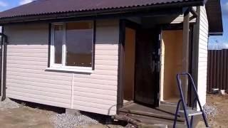 Хозблок от А до Я/DIY country house