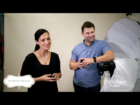 Ana Brandt and Chris Fain From Profoto