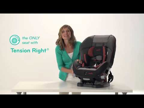 Evenflo Triumph LX Convertible 2 In 1 Car Seat