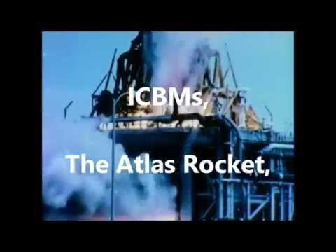 Flat Earth Proof: ICBMs, Atlas and Inertial Guidance Systems...
