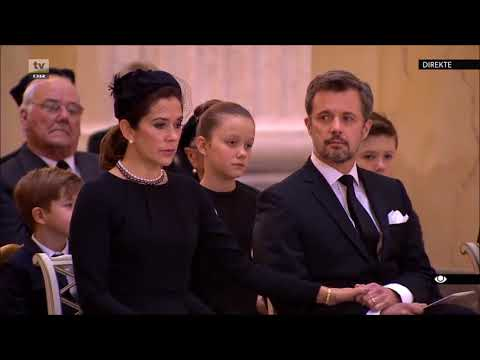 The Funeral of Prince Consort Henrik of Denmark