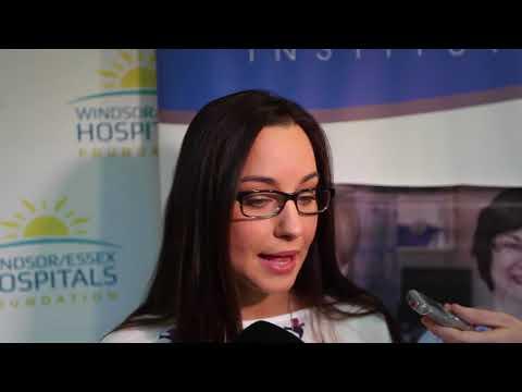 WRH nurse receives de Souza designation