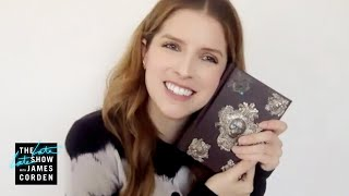 Anna Kendrick Has a HUGE 'Harry Potter' Flex - Show & Tell