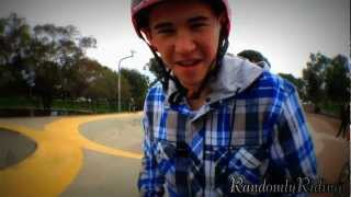 how to backflip on a scooter in just over a minute