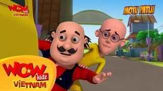 Motu Patlu Siêu Clip 31 - Hai Chàng Ngốc - Cartoon Movie - Cartoons For Children