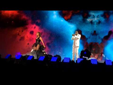 """Jay Z x Beyonce Perform """"On The Run: Pt 2"""" LIVE in San Francisco"""