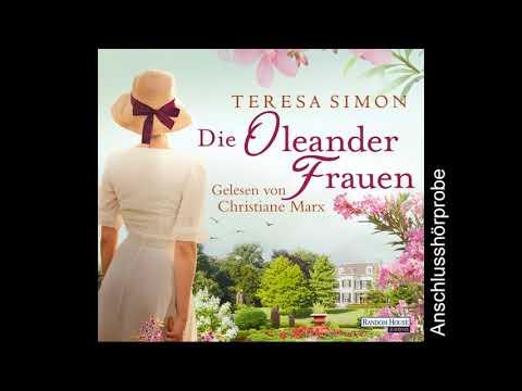 Die Oleanderfrauen YouTube Hörbuch Trailer auf Deutsch