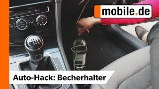 DIY-Getränkehalter fürs Auto | mobile.de