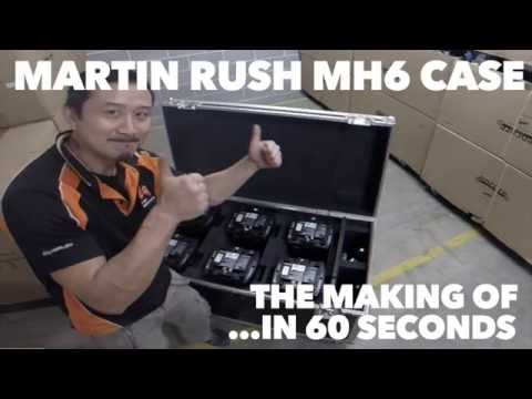 Martin Rush MH6 Case