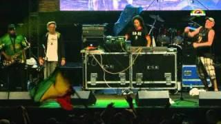 "ZION TRAIN ""Edelweiss Piraten"" - Live @  OSTRÓDA REGGAE FESTIVAL 2010"