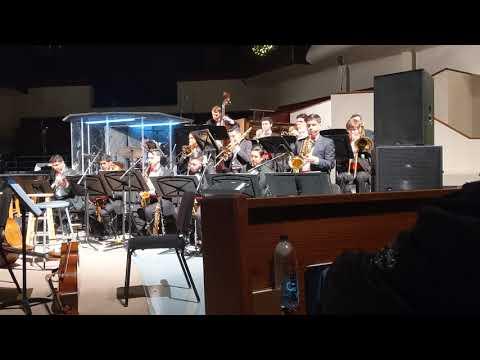 APU Big Band Christmas concert 2019