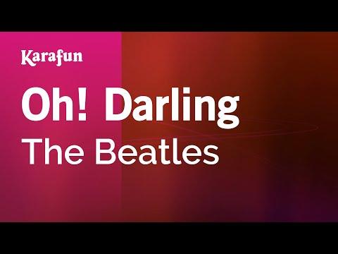Karaoke Oh! Darling  The Beatles *