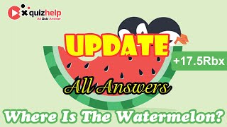 [update] Where Is The Watermelon Quiz Answers | Quiz Diva | Quizhelp.top