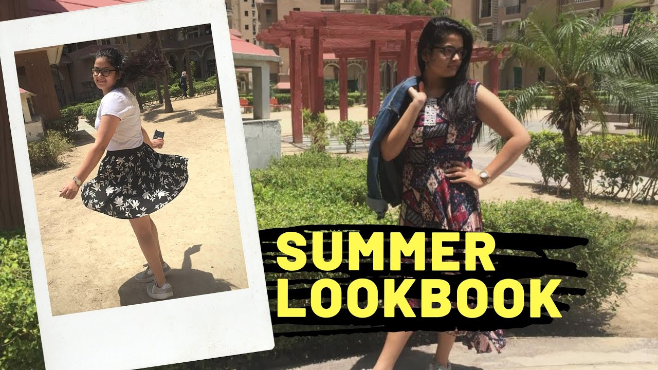 [VIDEO] - SUMMER OUTFIT IDEAS | LOOKBOOK | CUTE AND COMFORTABLE ! 2