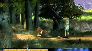 The Longest Journey Walkthrough part 25(Chapter 4 - Monster After finding out that the evil Roper Klack has stolen the wind., April has no choice but to try to find and confront him. While in the forest, April ..., 2010-12-23T10:33:55.000Z)