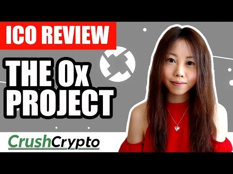 ICO Review: 0x Project (ZRX) - Protocol for Trading Tokens
