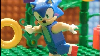 Lego Sonic the Hedgehog  - Green Hill Zone thumbnail