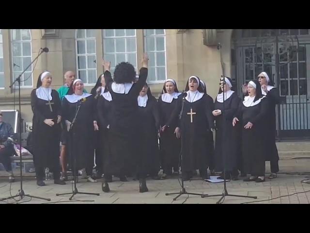 Sister act Tribute - The Nightingales - Wrexham