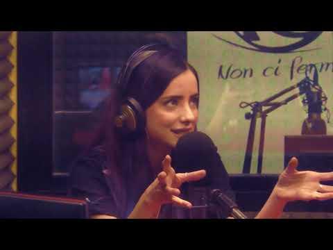 Giulia Penna - Dietro Di Me - intervista a Radio Lombardia