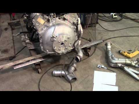 Welding a wideband o2 bung to my RS*R downpipe from YouTube · Duration:  18 seconds