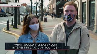 What would increase your interest in canadian politics? | OUTBURST