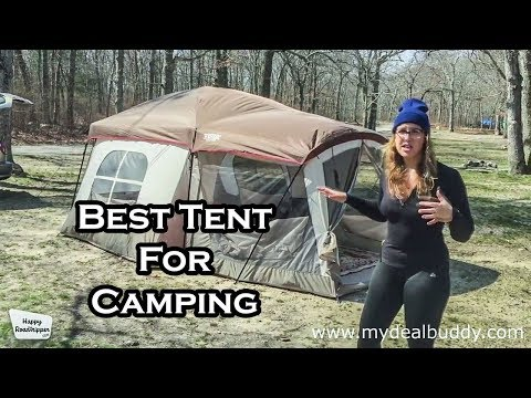 Best Tents For Outdoor Camping - My Deal Buddy