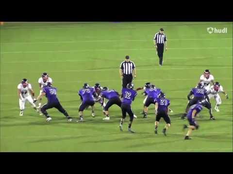 Jason Moore - Frisco Offensive Lineman - Highlights - Sports Stars of Tomorrow