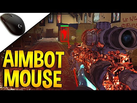 NEW MOUSE GAVE ME AIMBOT!