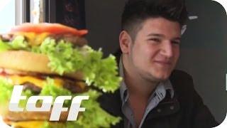 Der höchste Burger der Welt aus Berlin-Kreuzberg | taff