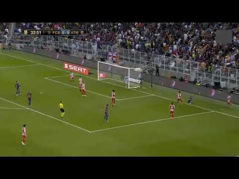 Barcelona VS Atlético Madrid 2021 matches - YouTube