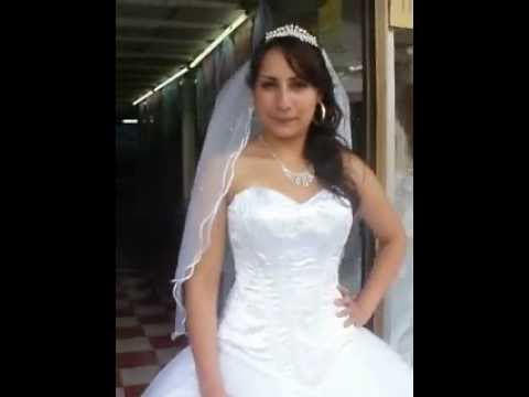vestidos de novia zona 1